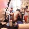 Live Tattoo Demo with Big Sleeps