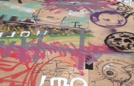 Art walk Scratch