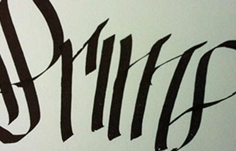 Calligrapghy course Image 2