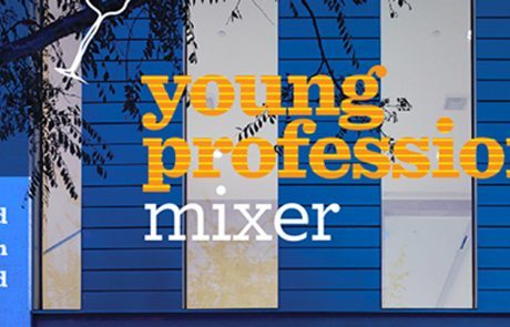 Young Professional Mixer Header Picture